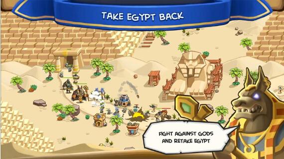 沙漠帝国(法老战争) v3.38 for Android安卓版 - 截图1