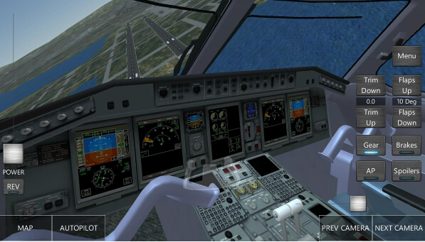 模拟飞行(专业飞行员) v15.10.3 for Android安卓版 - 截图1