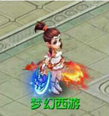 梦幻西游手游 90级武器外观任务光武神兵