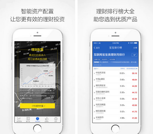 理财魔方 for iPhone(理财投资) - 截图1