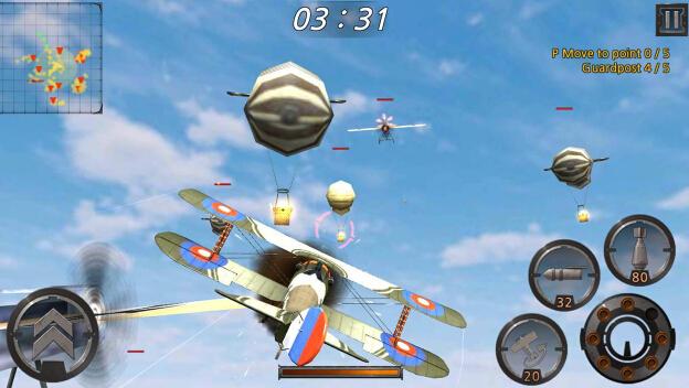 空战(世界大战) v1.0.4 for Android安卓版 - 截图1
