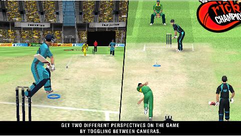 世界板球锦标赛2(板球天堂) v1.2 for Android安卓版 - 截图1
