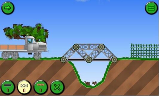 桥梁建造师(建造桥梁) v1.4.2 for Android安卓版 - 截图1