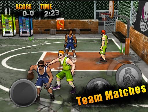 街头篮球(街球地带) v1.2.5 for Android安卓版 - 截图1