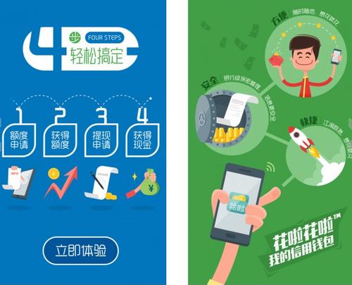 花啦花啦 V3.1.0官方版for android(贷款平台) - 截图1