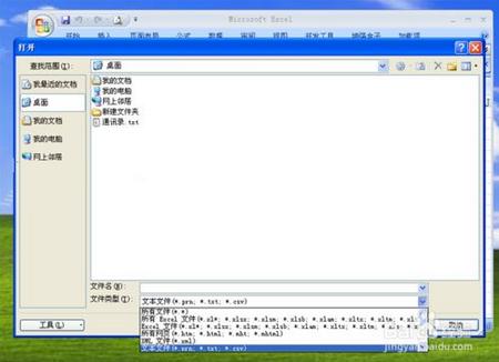 文本文档转换为Excel电子表格