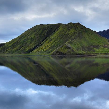冰岛自然景观手机壁纸