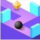 飞檐走壁破解版(小球翻转) v1.0 for Android安卓版