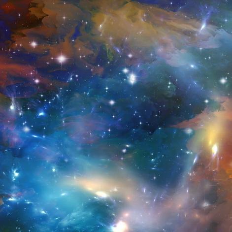 璀璨星空高清手机壁纸