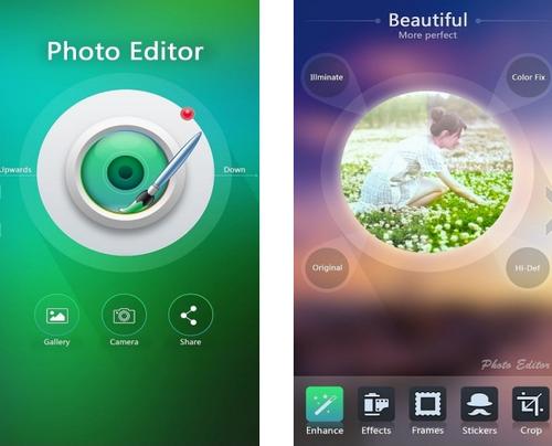 图片编辑器 V1.9.1官方版for android (图像处理) - 截图1