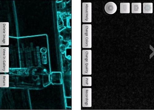 科幻特效拍照 V2.3.4官方版for android(特效相机) - 截图1