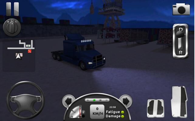卡车模拟(卡车司机) v2.0.1 for Android安卓版 - 截图1