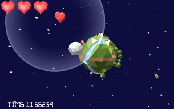 保卫地球(地球捍卫者) v1.0 for Android安卓版 - 截图1