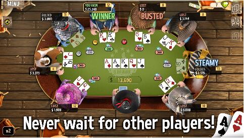 扑克总督2(德州扑克) v2.1.2 for Android安卓版 - 截图1