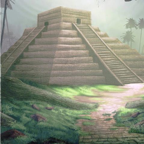 金字塔手机壁纸