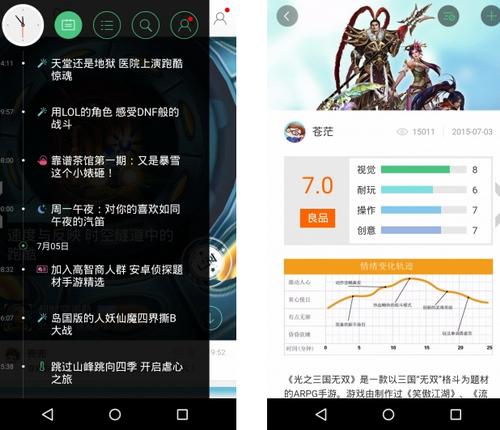 每日精选 V2.0.1官方版for android (信息推荐) - 截图1