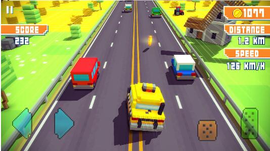 像素高速(高速赛道) v1.2.0 for Android安卓版 - 截图1