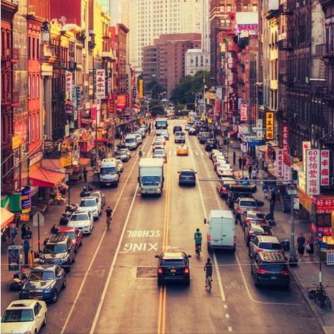 唯美城市景色手机壁纸
