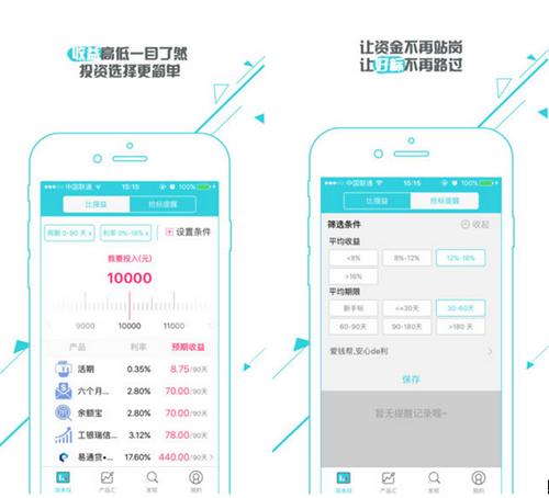 知财 for iPhone(掌上理财) - 截图1