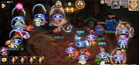 梦幻西游手游剑会群雄玩法取胜攻略