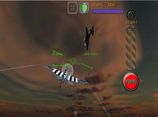 喷火战斗机(雄鹰出击) v1.0 for Android安卓版 - 截图1