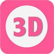 奇趣3D文字 for iPhone(三维文字)