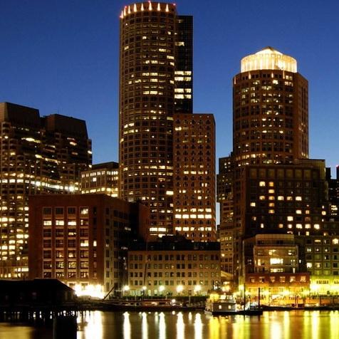 城市美丽夜景手机壁纸