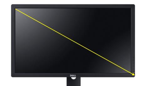 电脑屏幕为什么突然变小了