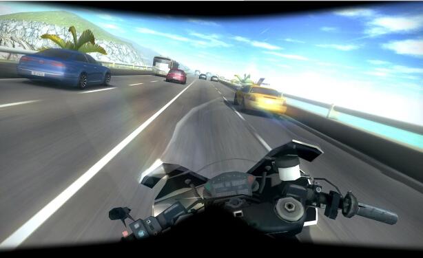 公路骑士(飞车骑士) v1.0.0 for Android安卓版 - 截图1