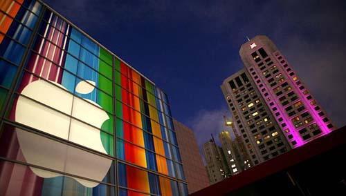 苹果一夜反超谷歌 成市值第一
