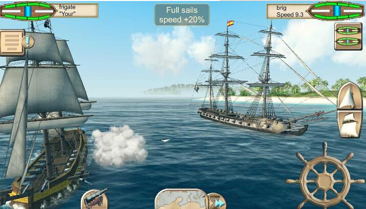 航海王(加勒比海亨特) v2.6 for Android安卓版 - 截图1