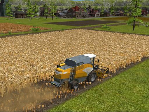 模拟农场16(农场经营) v0.10 for Android安卓版 - 截图1