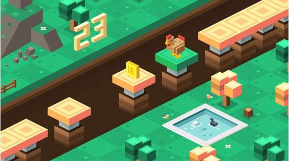 小鸡跳跳(小鸡跳跃) v1.0 for Android安卓版 - 截图1