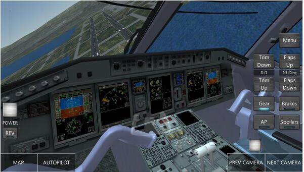 模拟飞行(专业飞行员) v16.02.2 for Android安卓版 - 截图1