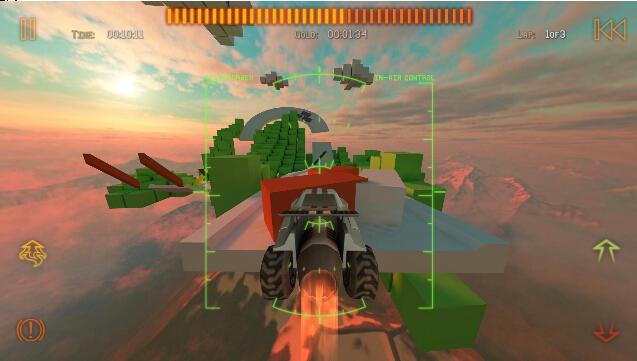 火箭飞车2(高空赛车) v0.0.85 for Android安卓版 - 截图1