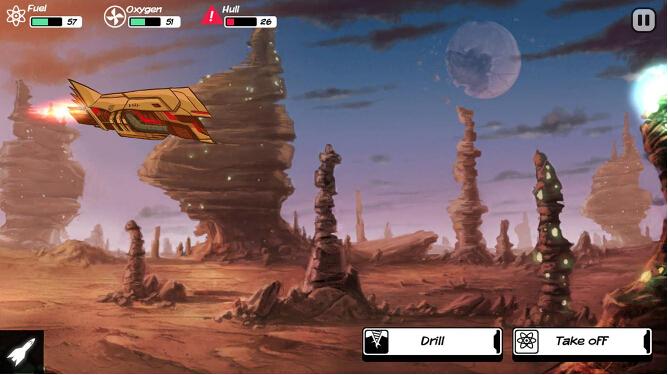 深空返航(欧米茄) v2.3 for Android安卓版 - 截图1