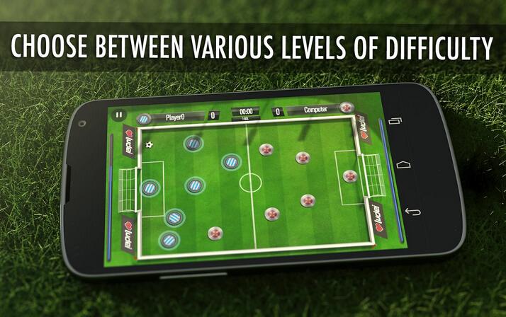指尖足球(掌上足球) v2.0 for Android安卓版 - 截图1