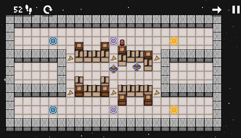 银河披萨(外星人杀手) v1.0 for Android安卓版 - 截图1
