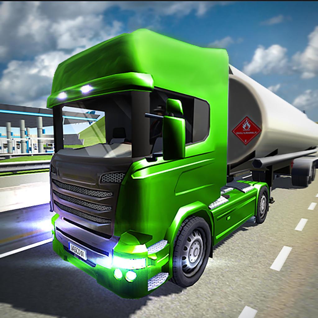 模拟卡车2016 3D v1.7 苹果游戏