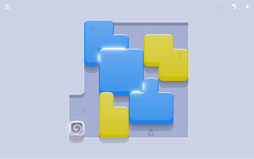 蓝色拼图2(拼图达人) v1.0.8 for Android安卓版 - 截图1