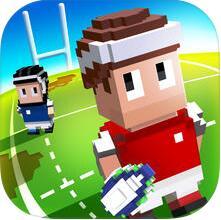 方块橄榄球 v1.1 iphone版游戏