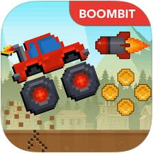 疯狂的卡车v1.1 苹果游戏