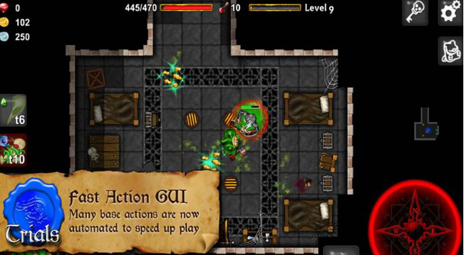 地下城冒险家学院(地底迷宫) v1.0.1 for Android安卓版 - 截图1