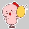 窝姆鸡QQ表情包正式版