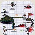 涂鸦战争ios版 V1.0