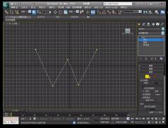 如何使用3DMax实现画直线操作