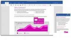 Win10应用商店上架微软Office触屏预览版