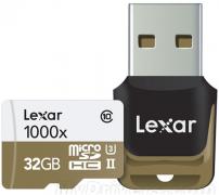 雷克沙推出microSD存储卡系列创下全新纪录