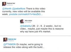 惊爆!WP10系统预览版将和WP10介绍视频一同发布