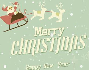 原创圣诞节手机壁纸